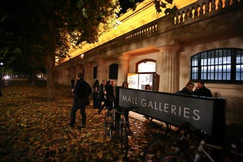 14.11.2013 - DiscerningEye, The Mall Galleries, photo by Cristina Schek (1)