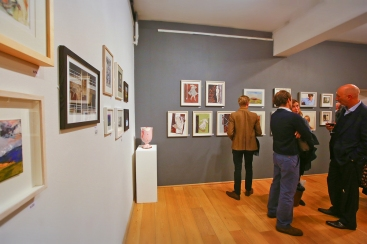 14.11.2013 - DiscerningEye, The Mall Galleries, photo by Cristina Schek (29)