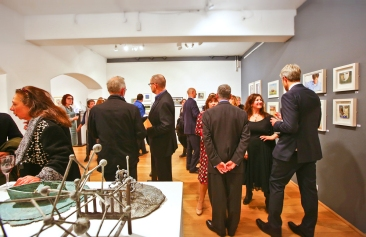 14.11.2013 - DiscerningEye, The Mall Galleries, photo by Cristina Schek (30)
