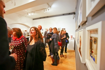 14.11.2013 - DiscerningEye, The Mall Galleries, photo by Cristina Schek (31)