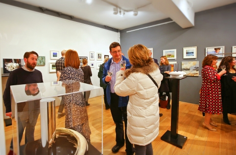 14.11.2013 - DiscerningEye, The Mall Galleries, photo by Cristina Schek (32)
