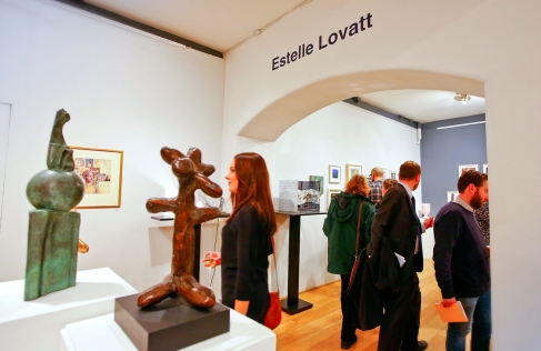 14.11.2013 - DiscerningEye, The Mall Galleries, photo by Cristina Schek (44)