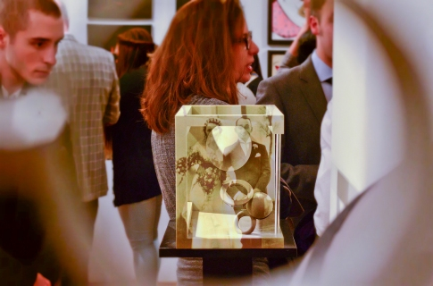 14.11.2013 - DiscerningEye, The Mall Galleries, photo by Cristina Schek (6)