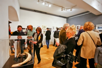 14.11.2013 - DiscerningEye, The Mall Galleries, photo by Cristina Schek (7)