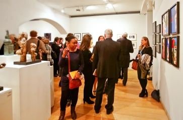14.11.2013 - DiscerningEye, The Mall Galleries, photo by Cristina Schek (8)