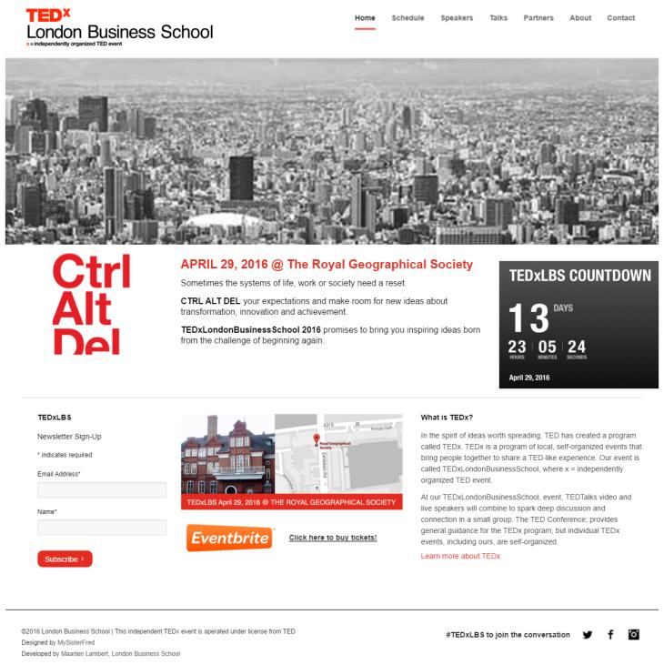 Estelle Lovatt - TEDx